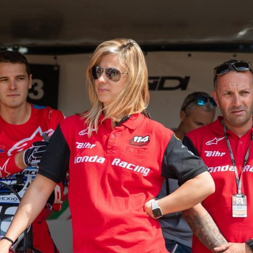 Livia Lancelot speaks on Team Honda 114 Motorsport fly aways, and latest talent Axel Louis