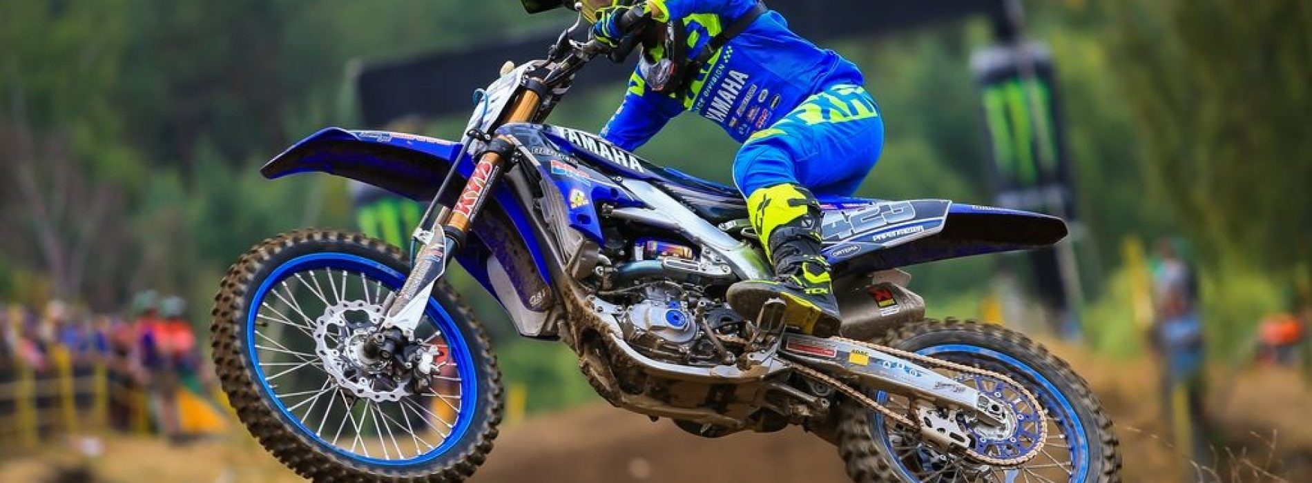 Larissa Papenmeier 2nd WMX Round 3- Overall closing gap to 2nd