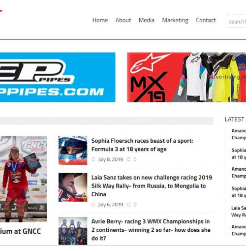 MXLink new layout- advertisement options- template below- hitting 3K new viewers per month