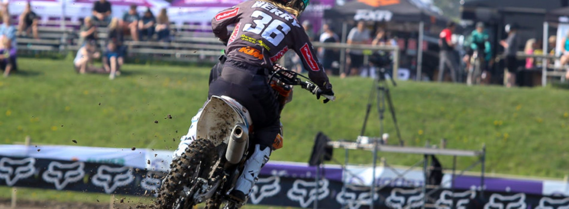 Avrie Berry- 3 Women MX Championships- 2 Titles in one year- congratulations!