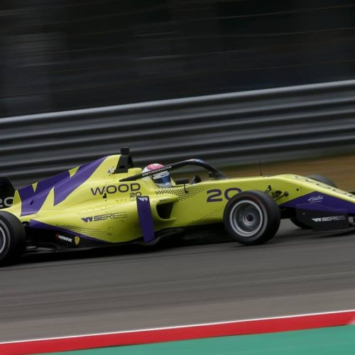 Caitlin Wood – only Australian in WSeries and making her mark standing 11th Overall