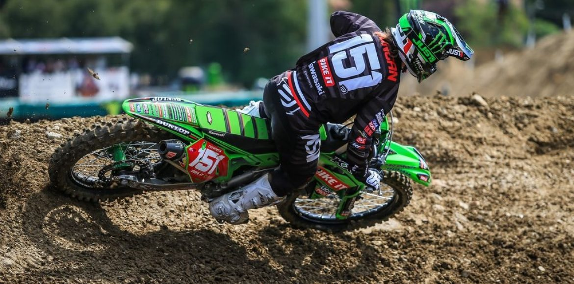 Courtney Duncan wins WMX Round 4 heading into Final Round with 23 point lead