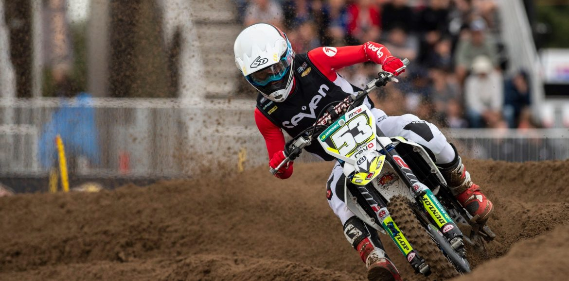 Dylan Walsh set to race Maxxis British MX Round 7 at Foxhill this weekend