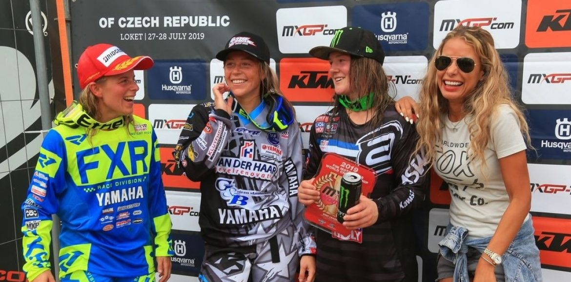 Women MX World Championship Round 4 of 5 this weekend at Imola