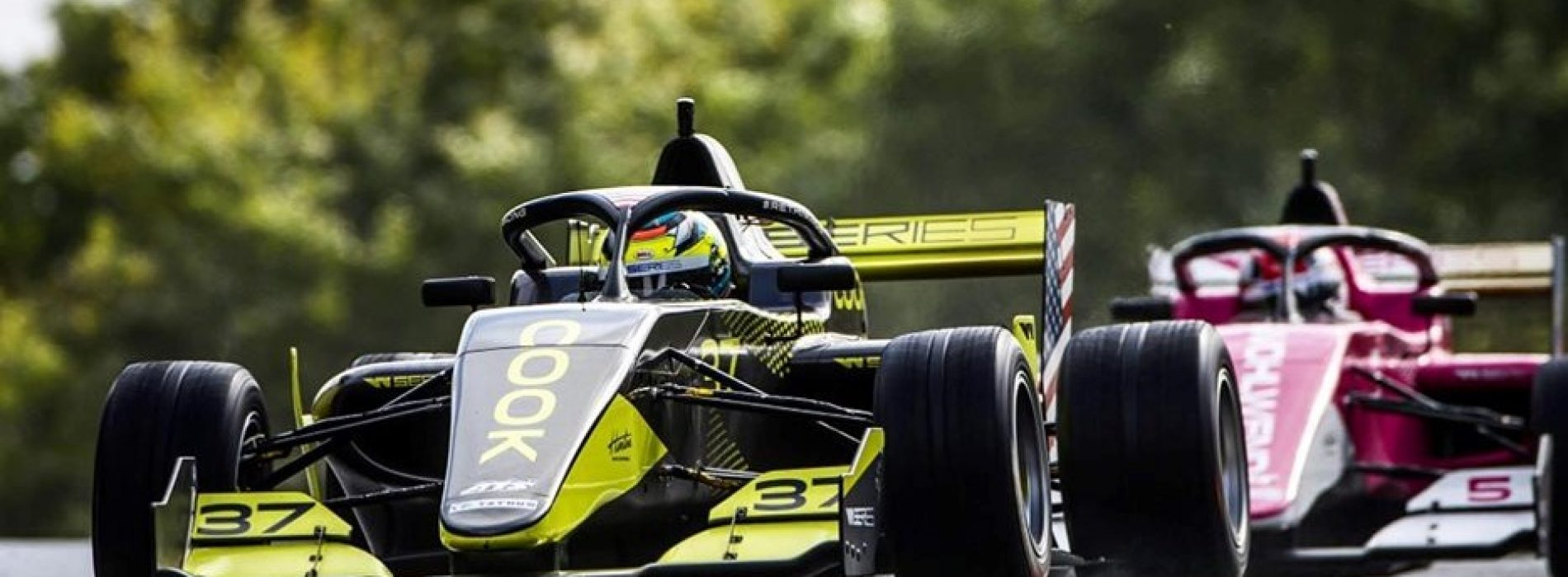 Sabre Cook WSeries 11th Overall and through to 2020