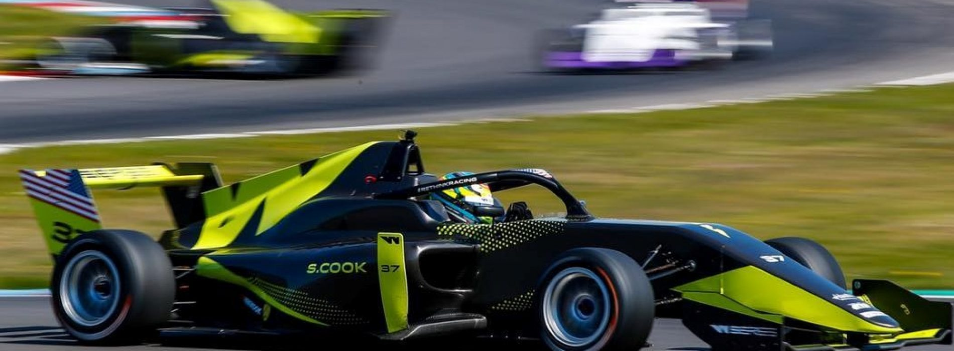 Sabre Cook mighty 2019 race season: WSeries, Infiniti Engineering scholarship at 25 years of age