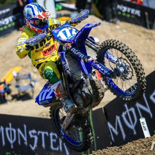 Lynn Valk makes solid advancement up WMX points standings 6th Overall