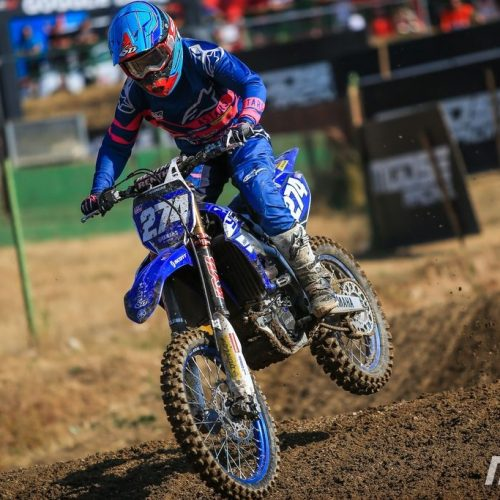 Amandine Verstappen- turning passion into results WMX Round 3 at Loket