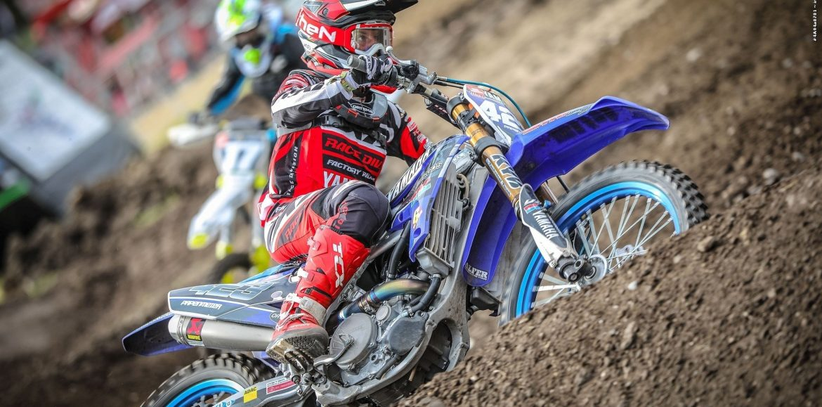 Larissa Papenmeier- German MX Women Champion 2019- plus 2nd Overall WMX heading into Final Round
