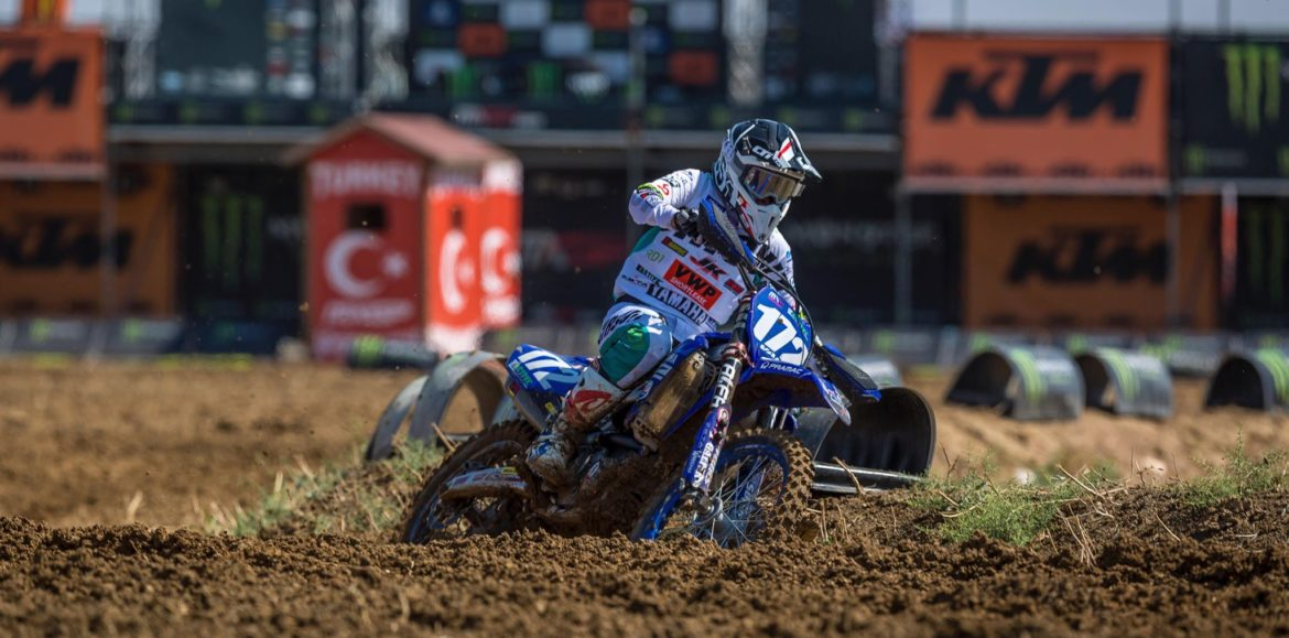Lynn Valk speaks on 2019 Women MX World Championship finishing 7th Overall