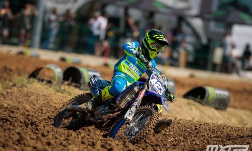 Larissa Papenmeier lines up in MXGP of China-MX2 this weekend