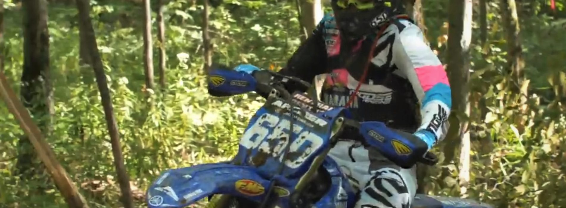 Rachael Archer races GNCC WXC Round 11 at Mason Dixie this weekend