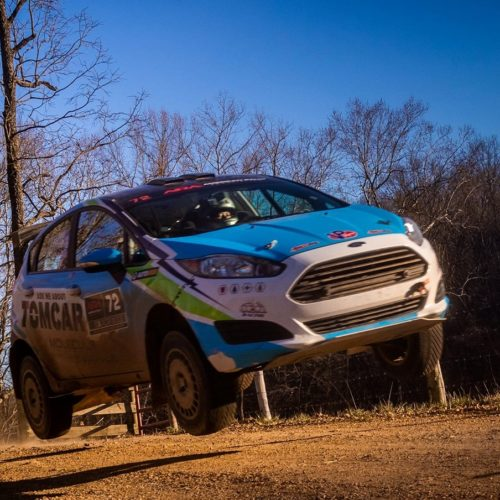 Keanna Erickson-Chang speaks on 2019 stage Rally season: America Rally, France, Wales World Rally Championship- Part One