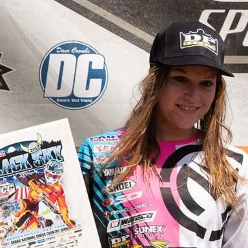 Rachael Archer re-news contract with AmPro Yamaha for 2020- you beaut Rach!!