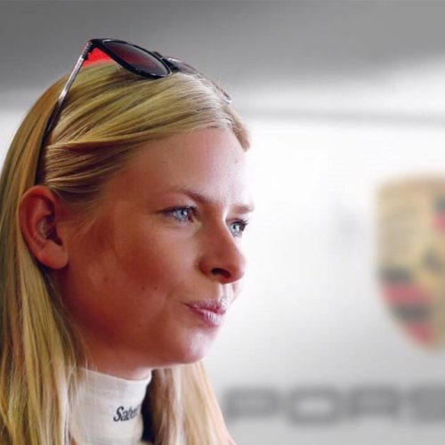 Christina Nielson races FIA Motorsport Games GT Cup and 2020 brings much to celebrate!