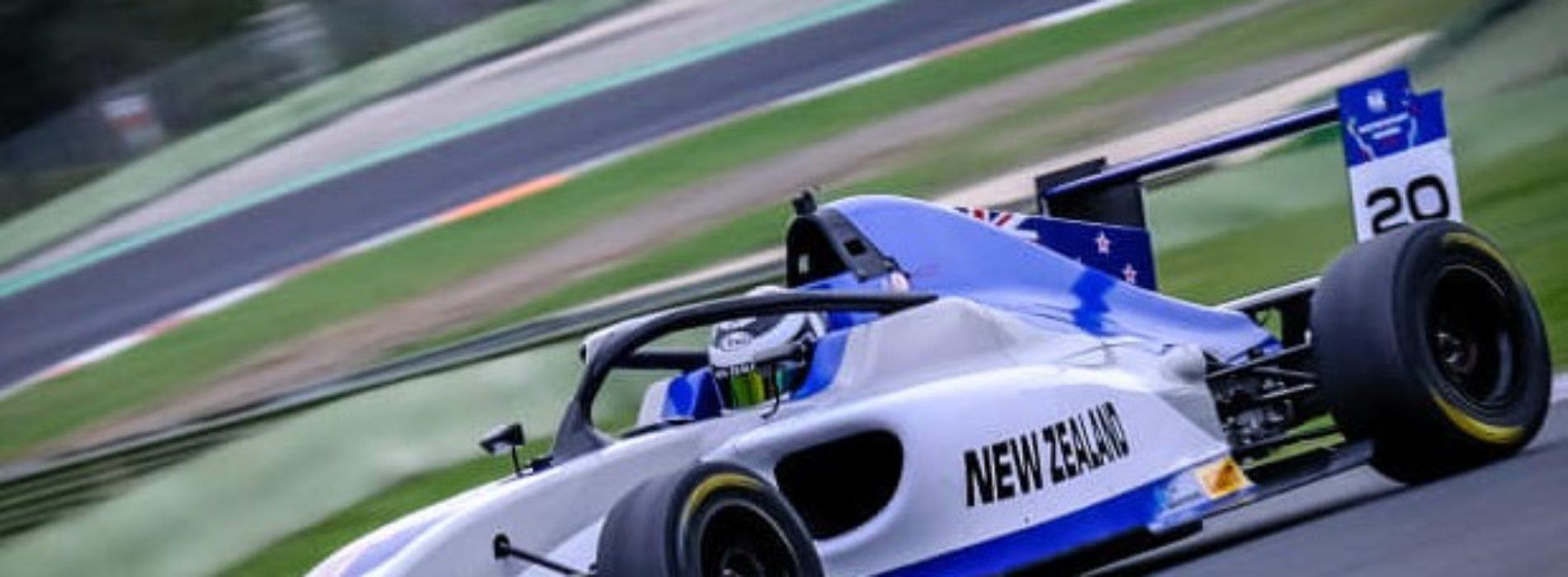 Flynn Mullany finishes 15th and Faine Kahia slipped off track after impressive Qualifying at FIA Motorsport Games