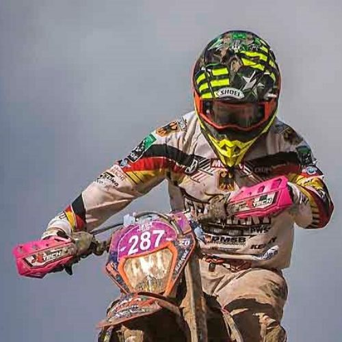 Maria Franke wins ISDE Enduro Women's Trophy 2019 and silver for Team Germany in Women's World Trophy (WWT)