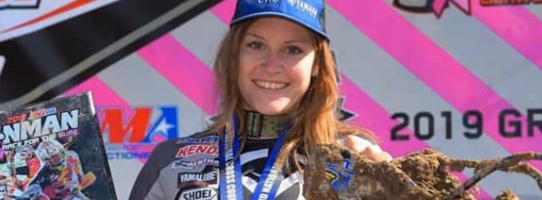 Rachael Archer finishes extraordinary GNCC WXC debut season- there's no stopping the 17 year old now!