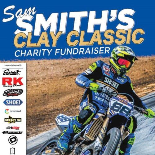 Sam Smith Clay Classic honouring Sam and promotion of Mental Health
