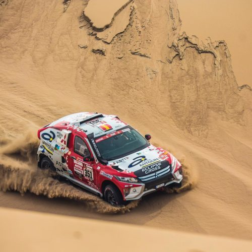 Dakar Rally 2020 Women competitors: SSV and Car