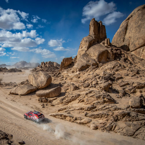 Dakar Rally Stage 4 completed- Women showing true strength in toughest Stage yet!