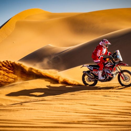 Dakar Rally Stage 9 complete- Women entering Marathon Stage 10 tomorrow