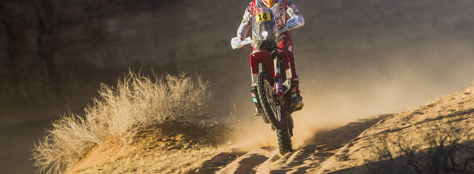 Dakar Rally Stage 5 completed- Women hit sand dunes and stoney off track terrain