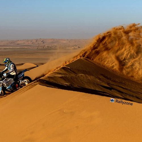 Dakar Rally Stage 10 complete- Women few scares- all through to penultimate Stage11