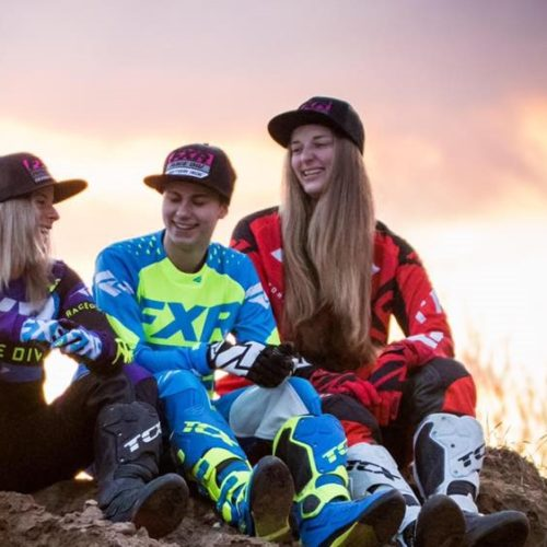 Larissa Papenmeier is all go for 2020 WMX- with her own Team of WMX riders too!