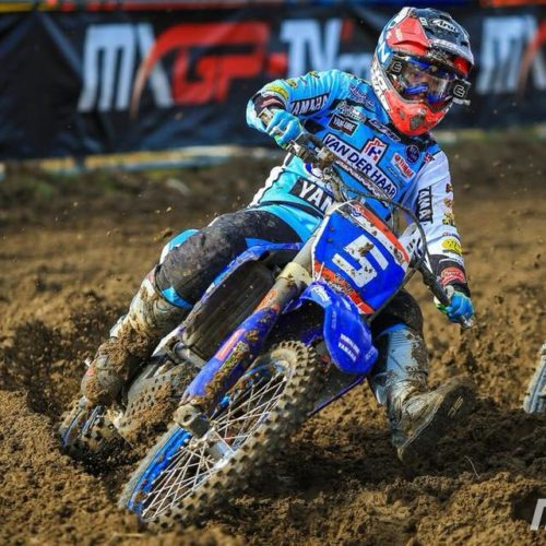 Nancy Van de Ven- changes made off season to re-boot goal for WMX Championship Title