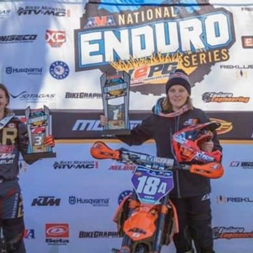 Rachael Archer is more than on point for GNCC WXC Opening Round at Big Buck this weekend