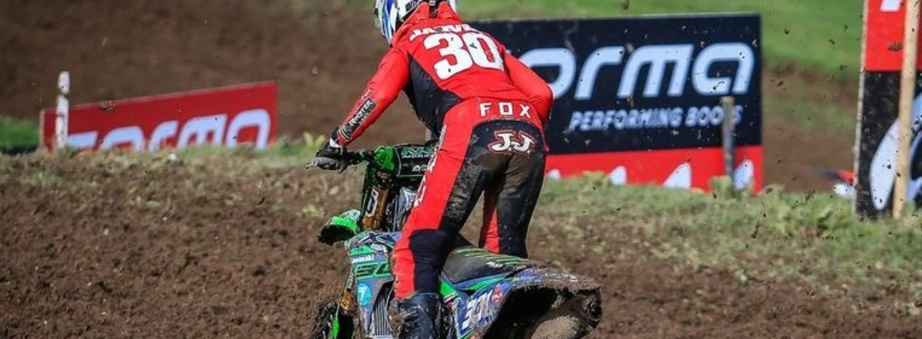 Jordan Jarvis raced debut 2020 WMX Round One and showed plenty of talent on track
