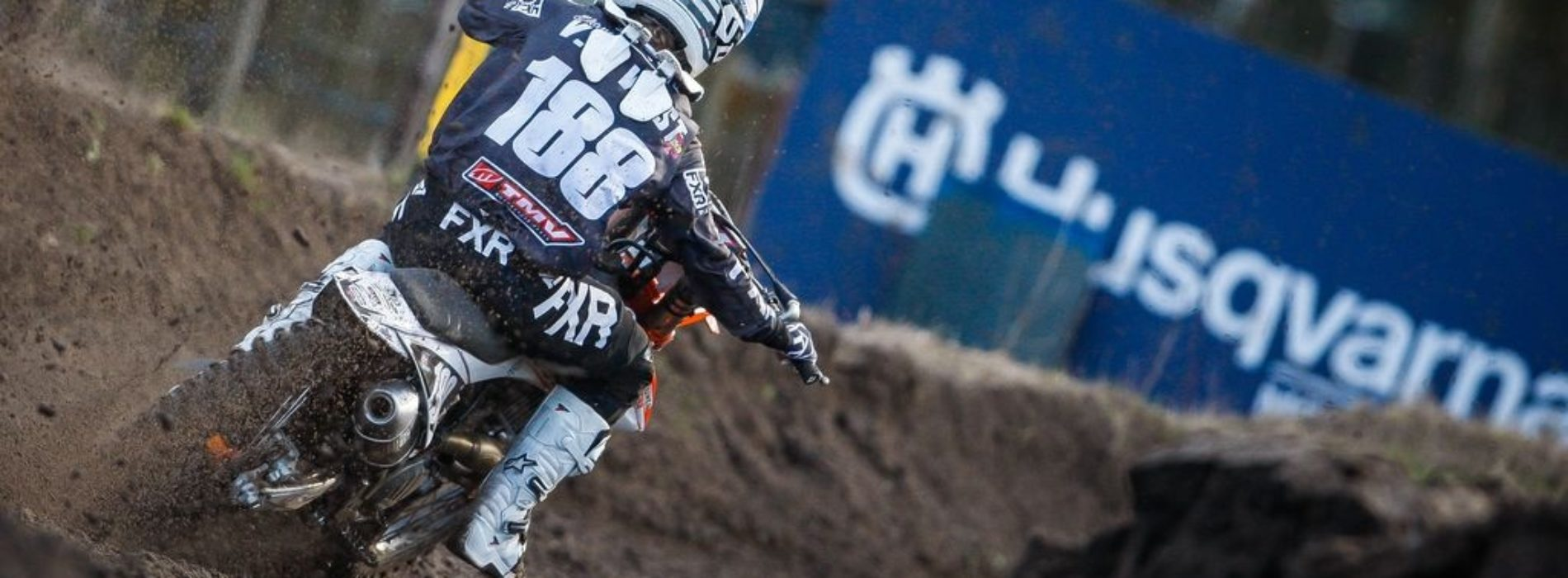Shana van der Vlist makes remarkable recovery from wrist injury to finish 5th at WMX Round 2