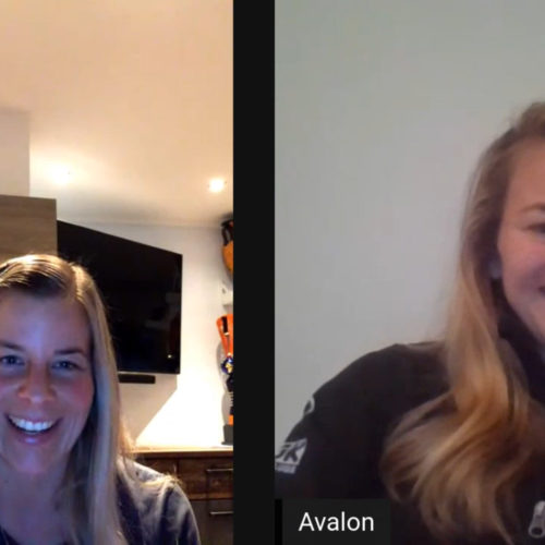 MXLink Live connecting with Women in Motorsport speaking with Larissa Papenmeier and Avalon Biddle
