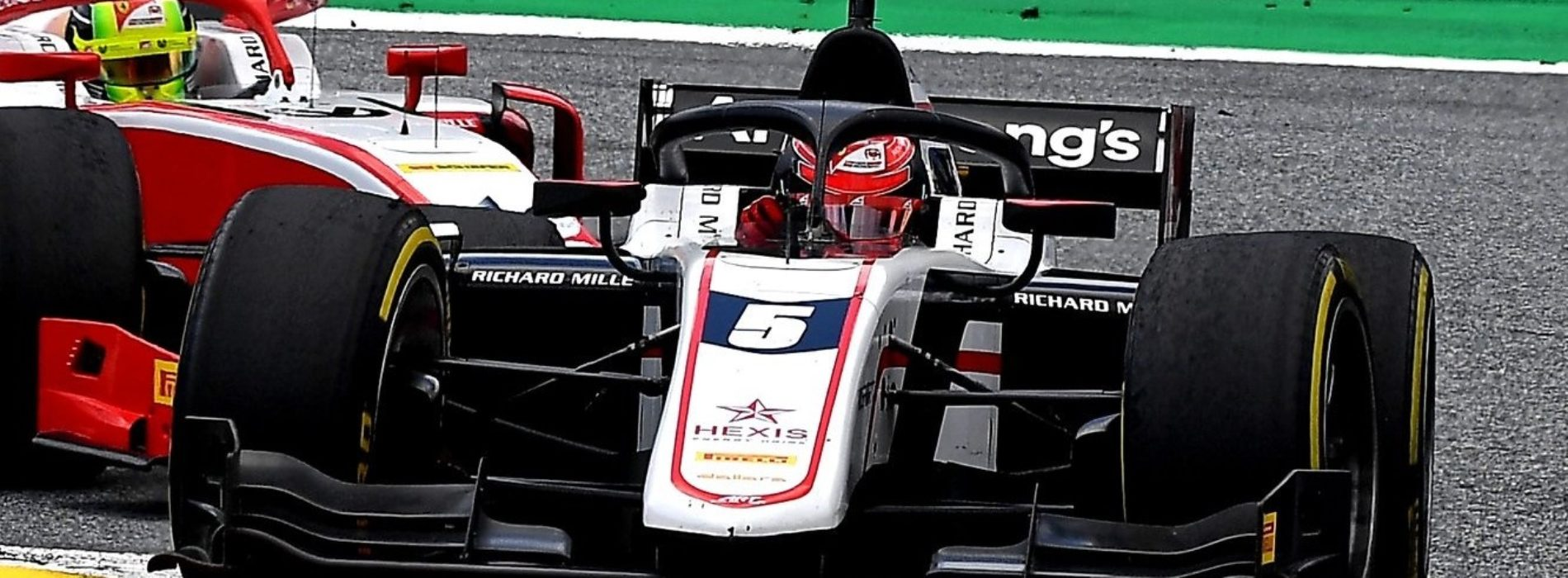 Marcus Armstrong gains 3rd podium in Formula 2 Round 2- Race 2 at Spielberg at the weekend