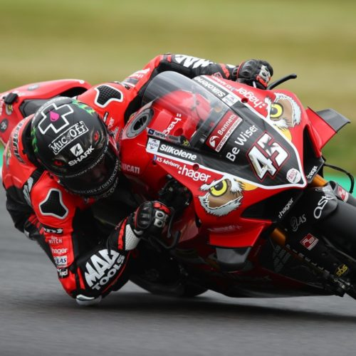 Scott Redding took double win at BSB Round at Snetterton in 2019 having never raced the circuit- how does a rider do that?