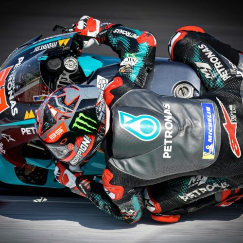 Staying out of trouble hard going in MotoGP at Barcelona- while capitalizing on break pays off