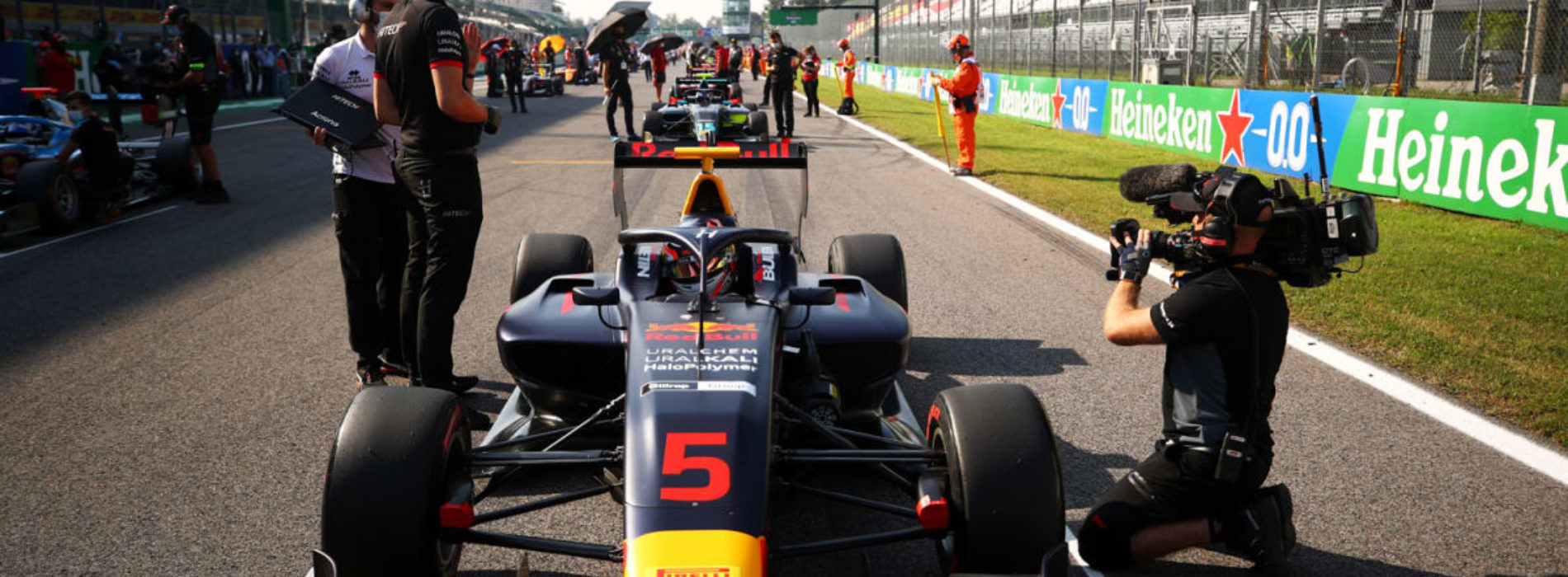 Liam Lawson races Final Round in Formula 3 Championship at Mugello this weekend