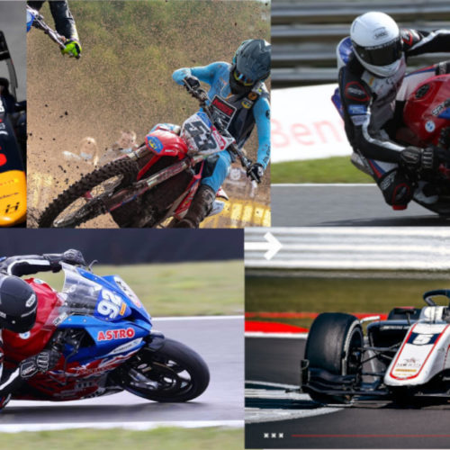 How's this- 5 Kiwi's racing this weekend in Europe: Liam Lawson F3, Marcus Armstrong F2, Dylan Walsh MXGP, Damon Rees and Shane Richardson BSB Supersport 1000