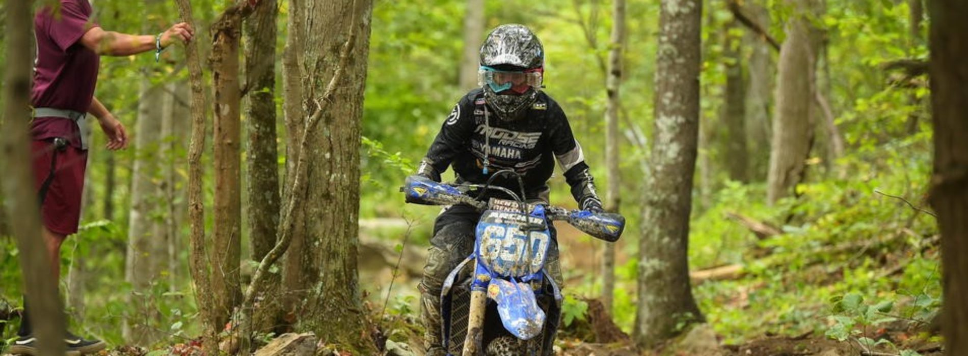 Rachael Archer races GNCC WXC Round 10 Burr Oak this weekend-