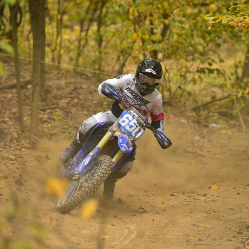 Rachael Archer heads into GNCC WXC Round 12 Ironman this weekend standing solid 2nd in Championship