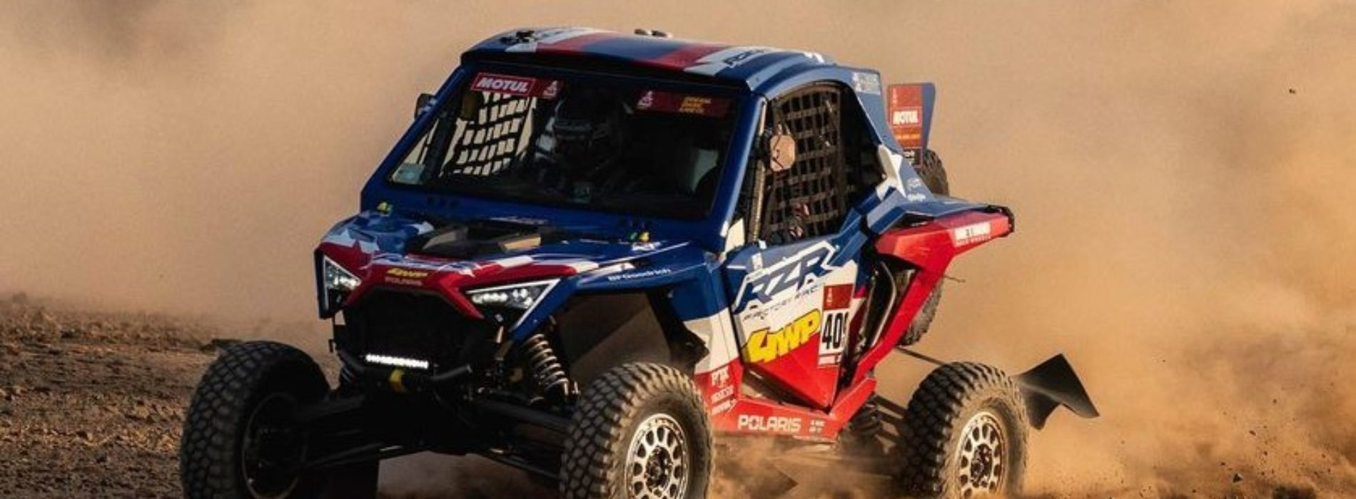 Kristen Matlock takes on all challenges racing Dakar Rally- utmost admiration for such courage!