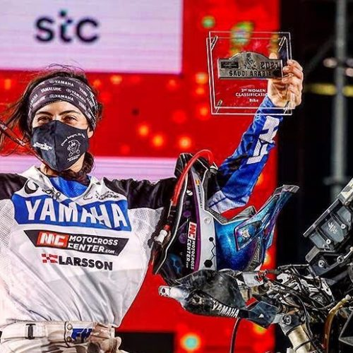 Amazing victories for Women racing and finishing Dakar Rally 2021!