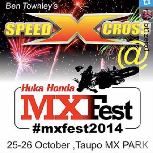 Ben Townley Speedcross: Tune In Promo Sky Speed