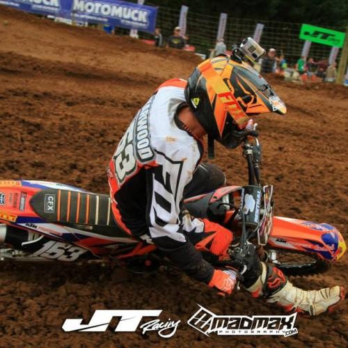 Hamish Harwood Catch-Up Australia MX Nationals Round 2