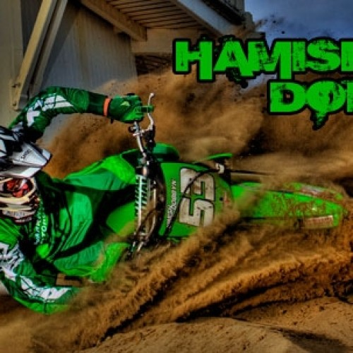 Throwback: 2009 Junior World MX Championship 3rd Hamish Dobbyn