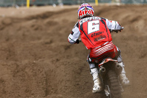 Archive: Josh Coppins 2010 MXGP Lommel