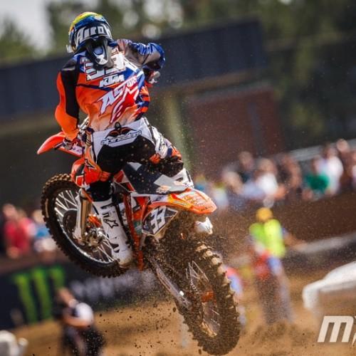 Heads up- Final Round MX Euro EMX 125cc: Josiah Natzke