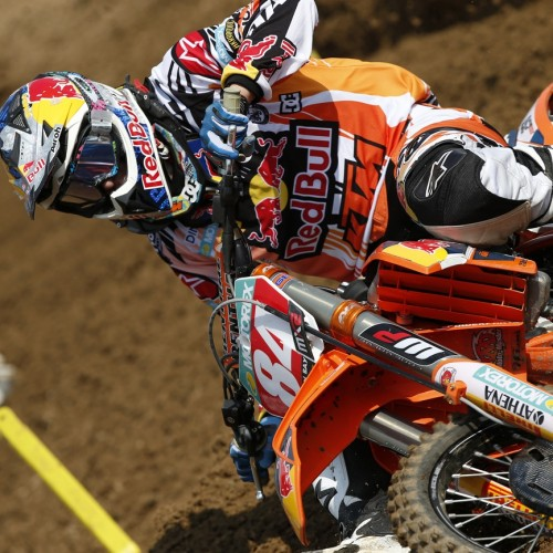 What is the Winning Formula for Training Motocross Champions?