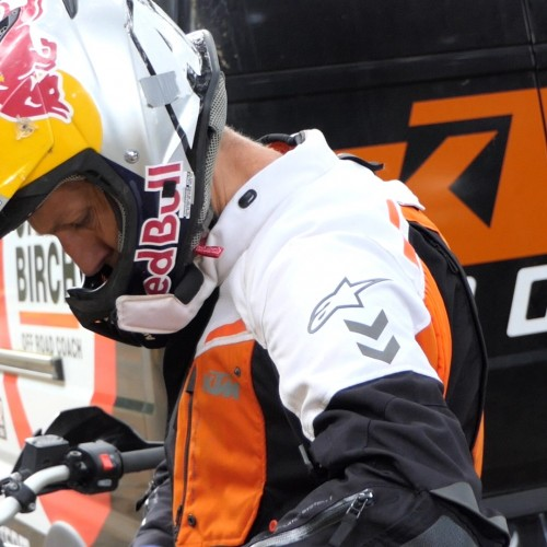 Chris Birch- KTM Ambassador and Red Bull Athlete: snap-shot